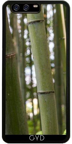 DesignedByIndependentArtists Hülle für Huawei P10 - Asien Bambus by WonderfulDreamPicture