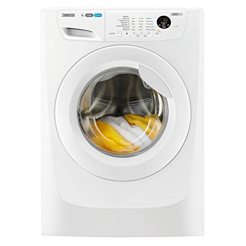 Zanussi ZWF81463W A+++ Rated Freestanding Washing Machine - White