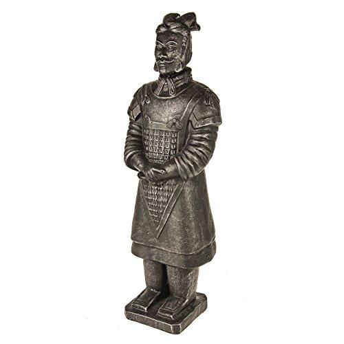 Slate & Rose Garden Ornament General Lee The groß stehend Terrakotta Armee