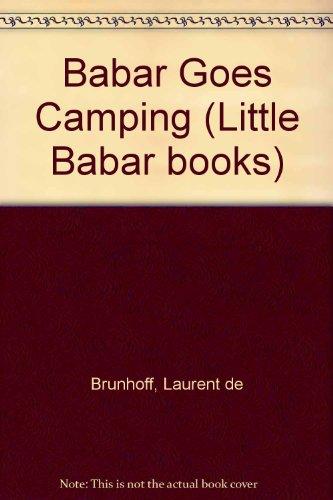 Babar goes camping