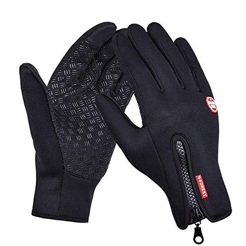 Warm Gloves Touch...