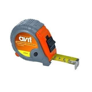 Avit AV02012 Heavy Duty Tape Measure 7.5m 25ft