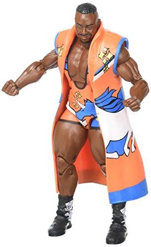 WWE–Figur Deluxe (Mattel) Big -