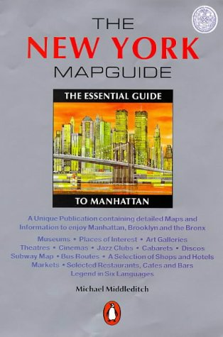 The New York Mapguide: The Essential Guide to - Mapguide York New