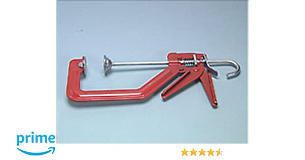 6in Roughneck One Handed Turbo Clamp 15cm