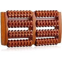 Holz Roller Fuß Massagegerät vier Zeilen natürliche Kiefer handgemachte Montage zu entlasten Stress Schmerzen... preisvergleich bei billige-tabletten.eu