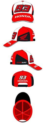 Gorra béisbol Honda Marc Marquez 93