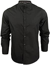 Brave Soul Mens Zarb Shirt Premium Soft Cotton Short Sleeve Hawaiian Summer Top