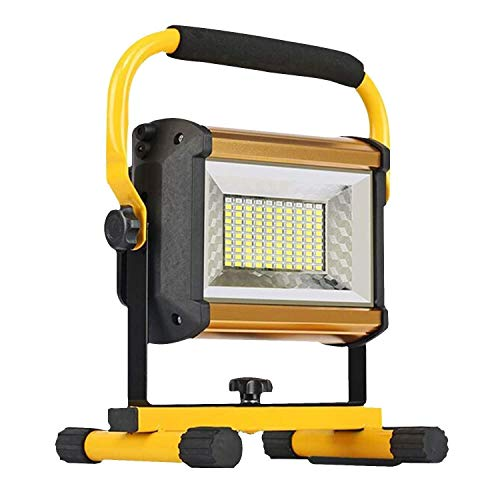 100 watt Tragbare Arbeitslicht Lampe Lade Camping Lampe Outdoor Home Notlicht Led-licht Camp Zelt Lampe [Energieklasse A +] -