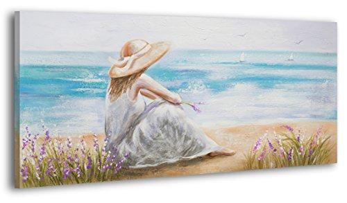 YS-Art Cuadro acrílico Hermosa mañana II| Pintado