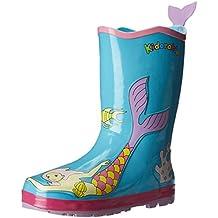 Kidorable Originale di Marca Stivali di Gomma Sirena per bambini,