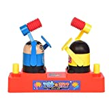 YIY Interaktives Kinetisches Dekompressions-Spielzeug für Kinder und Erwachsene (roter Spieltisch)