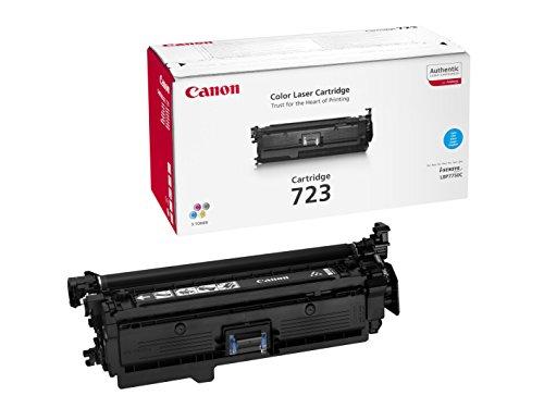 Preisvergleich Produktbild Canon 2643B002 723 Tonerkartusche cyan 8.500 Seiten