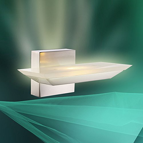 LED Wandleuchte 5W Beleuchtung Strahler Wandstrahler Wandspot Licht Globo 68019W - 6