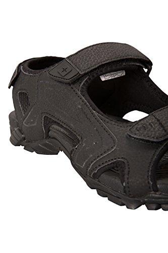 Mountain Warehouse Gravel Mens Sandals Noir