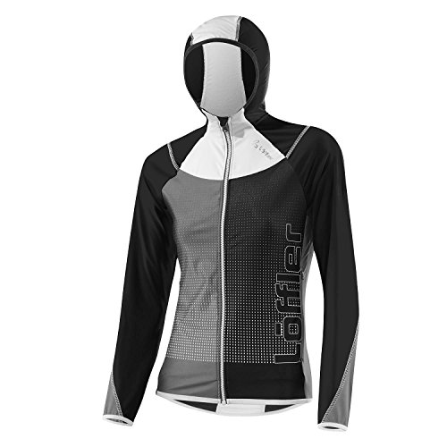 Löffler Hoody Speed FZ Women - black