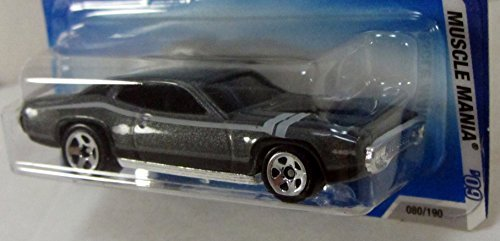Preisvergleich Produktbild Hot Wheels '71 Plymouth GTX Muscle Mania '09 by Hot Wheels