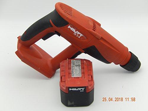 Hilti TE 2A Batería Impacto/perforador con batería + Maletín, testado,...