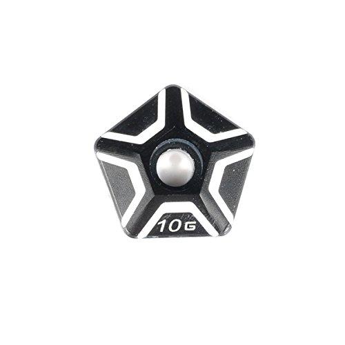 Tourgolf personnalisés Poids pour Cobra King F8+ Driver Tête 6G/8G/10G/12g/14g/16G/18g Disponible 1pièce