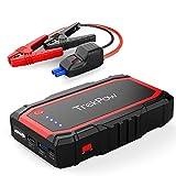 TrekPow 800A Jump Starter Pack, A18 Portable Lithium Car Battery Booster Mini Power