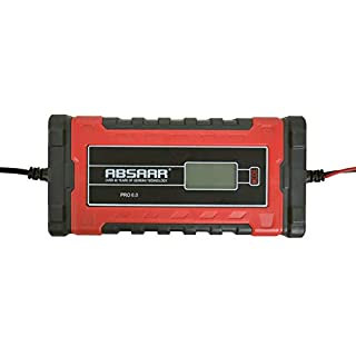 Absaar 062076 Pro Batterieladegerät, 6/12 V