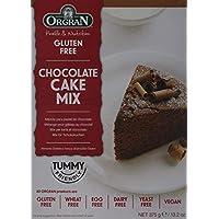 Orgran Chocolate Cake Mix en Caja - 375 gr