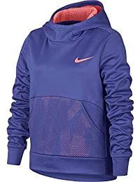 6d0d84cbf1 Nike Girls' G Nk Therma Hoodie Po Energy Sweatshirt