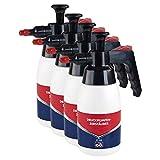 AD Chemie 4X Druckpimpzerstäuber 750ml Kunststoff Bremsenreiniger F.ct01 Druckluft Felgenreiniger Drucksprüher Pumpflasche Pumpsprühflasche Sprühflasche Auto Säurebeständig Spray Ct02750ml