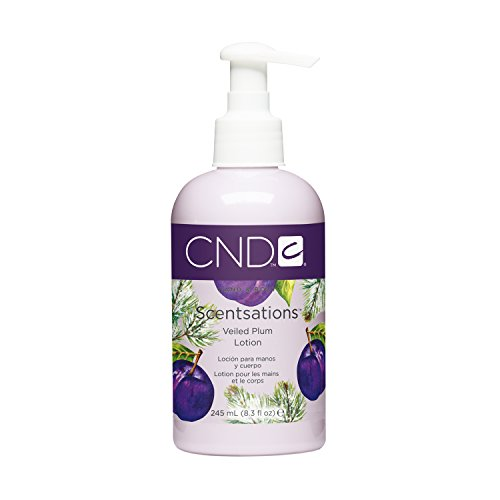 CND Creative Scentsations Veiled Plum Hand &