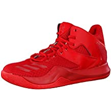 the latest 2f2b2 7e84b Chaussures montantes adidas Derrick Rose 773 V rouge