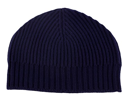 mens-ribbed-100-cashmere-beanie-hat-navy-blue-made-in-scotland-by-love-cashmere
