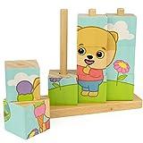 Bimi Boo Würfelpuzzles aus Holz