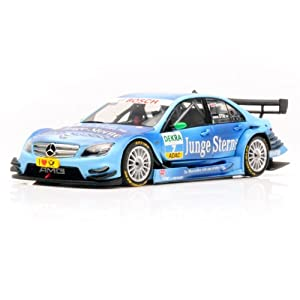Minichamps 400093807 Mercedes Benz C Class J. Green DTM 2009 Coche de Carreras Escala 1/43
