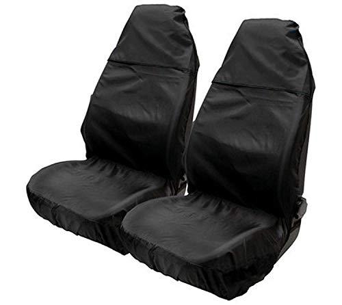 ASC-Sedile in Nylon, resistente all'acqua, colore: nero