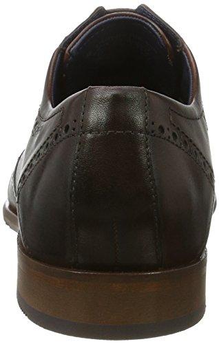 Daniel Hechter - 811219081100, Scarpe stringate Uomo Marrone (marrone scuro)