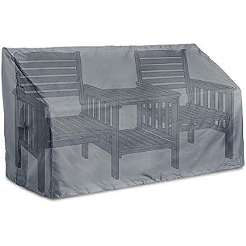 Enjoyable Outdoor Garden Companion Seat Bench Cover 1 6M X 0 68M X Bralicious Painted Fabric Chair Ideas Braliciousco