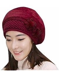 Suchergebnis Auf Amazonde Für Baskenmütze Damen Sommer Wolle