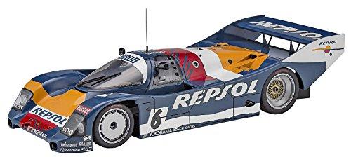 Hasegawa HA20345 1:24 Brun Porsche 962C, Multi