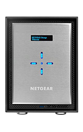 Netgear RN526XE6-100NES ReadyNAS 520/620 Series Network Attached Storage