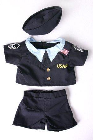 Bear Factory 20162-Air Force Uniform Kleidung für 14