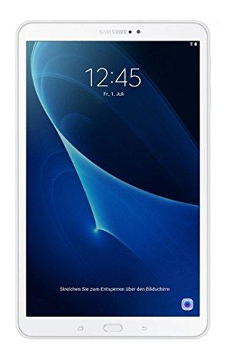 Samsung Galaxy Tab A Tablette tactile FHD 10' Blanc (Octo Core, 2 Go de RAM, disque dur 16 Go, Android 6.0)