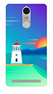 Lenovo K5 Note Back Case Cover by G.Store