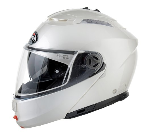 Airoh PH112L Casco Abatible, Color Blanco, Talla 59-60 (L)
