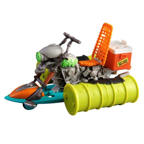 Teenage Mutant Ninja Turtles - 2050889 - Figurine - Véhicule - Mutagen Ooze Sewer Cruiser