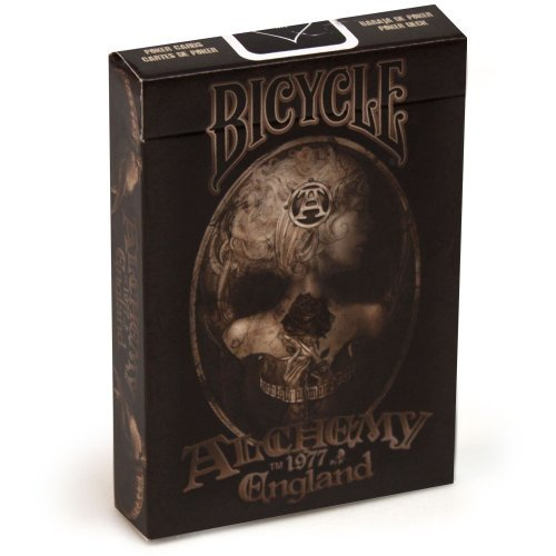 Alchemy II 1977 England Playing Cards