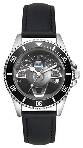 Regalo para Mercedes C Klasse Fan Conductor Kiesenberg Reloj L-10034