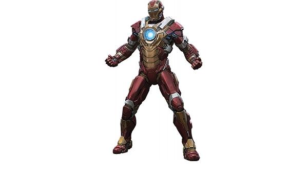 Marvel Iron Man 3 Mark Xvii Heartbreaker Armor 1 9 Scale Model Kit Spielzeug