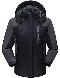 Softshell Outdoor Imperméable Vent Ski Femmes Coupe À Veste Homme Mountain Capuche De Fleece OwRWa