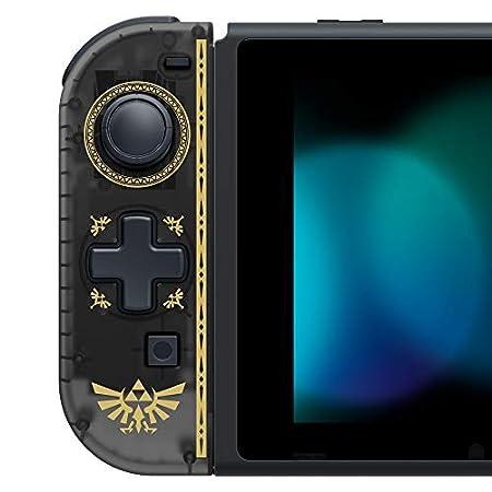 Hori - Controlador D-Pad L Zelda (Nintendo Switch)