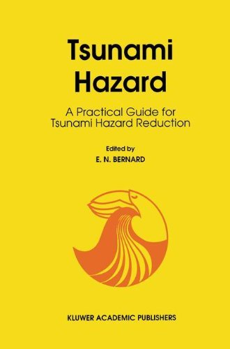 Tsunami Hazard: A Practical Guide for Tsunami Hazard Reduction (1991-04-30) par unknown author